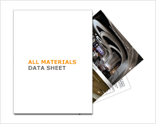 Product Data Booklet - All Materials
