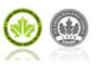 United States & Ganada Green Building                   Council Logos